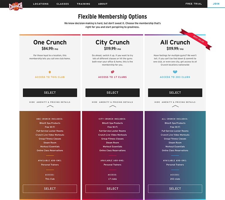 crunch fitness case analysis United cereal - free download as  launching healthy berry crunch in france alone will cost at  global wine war 2009 new world versus old case analysis_1.